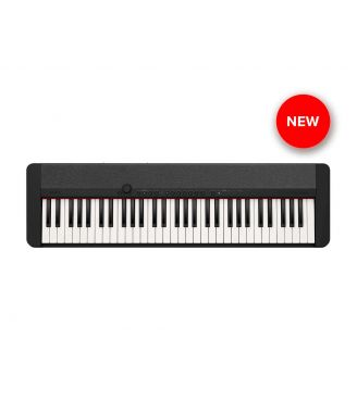 CT-S1 Electronic Keyboard (Black)