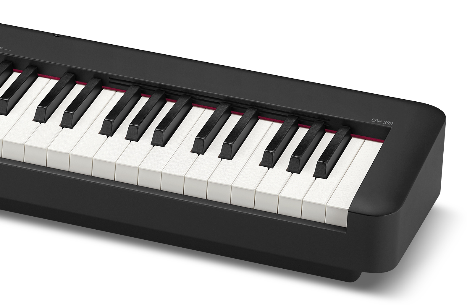 The CDP-S90 is the best digital piano for beginners in 2020. It's Scaled Hammer Action II Keyboard provides an ideal touch for the student pianist of any age and ability.